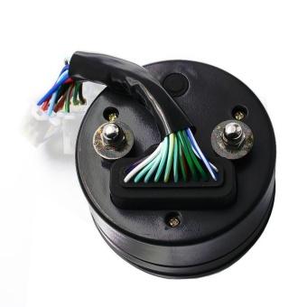 LCD Digital Tachometer Speedometer Odometer Motorcycle Motorbike12000RPM - intl - 2