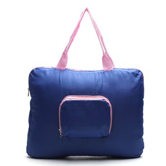 Le Organize Foldable Tote Bag (Royal Blue)