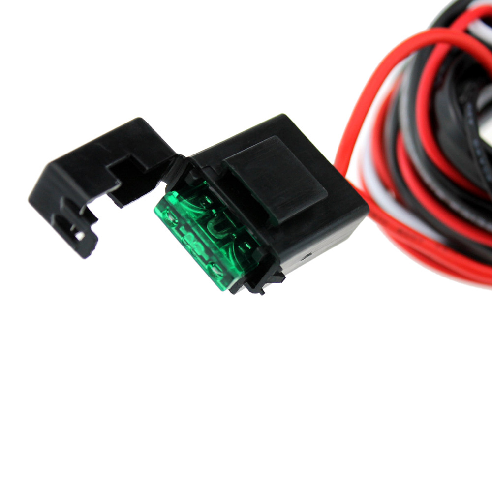 Philippines Led Light Bar Rocker On Off Switch With Relay Wiring Harness Kit For Trailer 12v 40a
