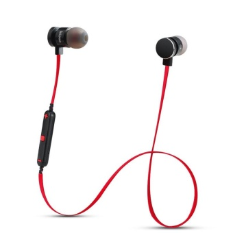 Lightweight Bluetooth Earphone Sport Wireless Headset headphones for iOS Android - intl