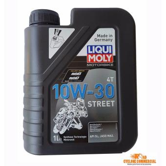 Liqui Moly 4T Synthetic 10W30 1Le