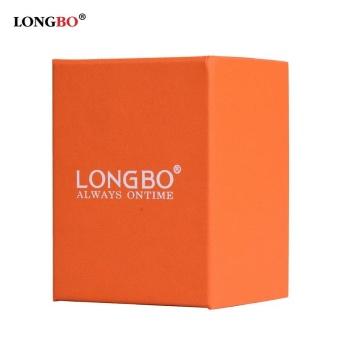 LONGBO Luxury Women Watch Ladies Quartz Watch Women Wristwatch 8399 + Watch Gift Box - intl - 4