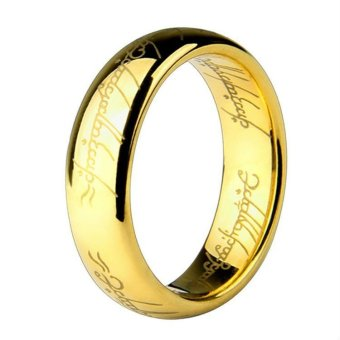 Lord of Ring for Men (Gold) Price Philippines