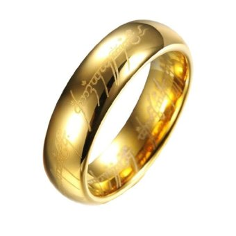 Lord of Ring for Men (Gold) - 2