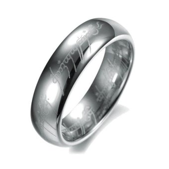 Lord of The Ring for Men (Silver)