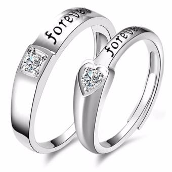 LOVE&HOME Adjustment Fashion Couple Ring