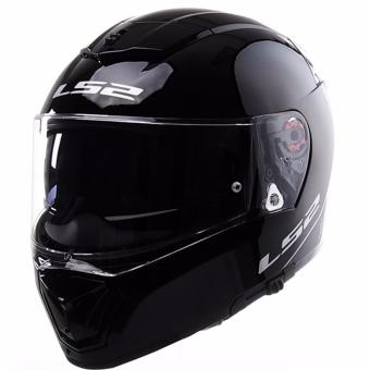LS2 Full-Face FF390 Breaker Helmet (Black)
