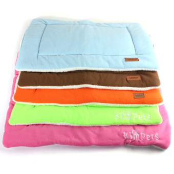 M Small Medium Extra Large Pet Dog Crate Mat Kennel Cage Pad Bed Cushion Coffee - Intl - 5