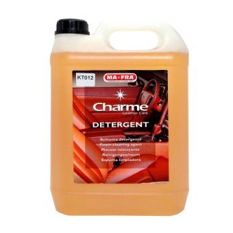 Ma-Fra Charme Detergent Leather Foam Cleaner Kit 5L KT012