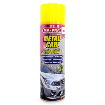 Ma-Fra Metal Car Superwax for Metallized Cars 500ml HO297