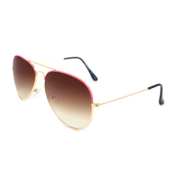 Maldives 000-Y Harper Sunglasses (Gradient Brown/Pink Bronze) - picture 2