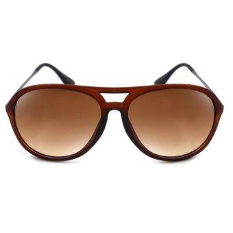 Maldives 1550-Y Harley Sunglasses (Brown)