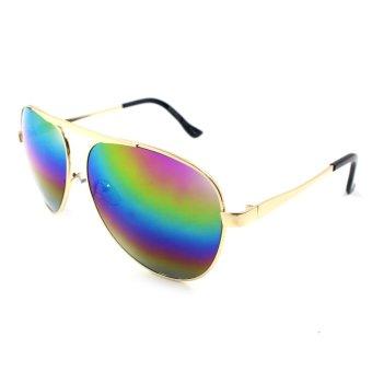 Maldives 2240-Y Luis Sunglasses (Multicolor/Gold) - picture 2