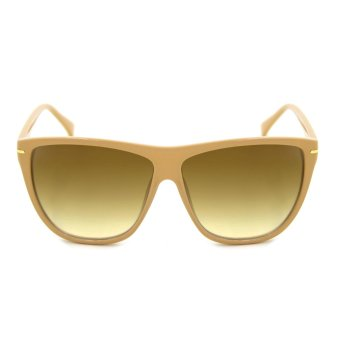 Maldives 312-Y Cara Summer Sunglasses (Gradient Brown/Beige)