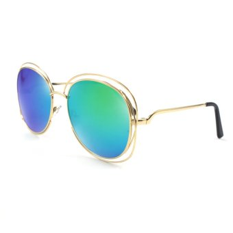Maldives 5003-Y Diana Sunglasses (Ocean Blue)