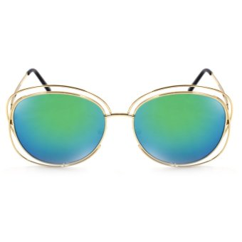 Maldives 5003-Y Diana Sunglasses (Ocean Blue) - picture 2