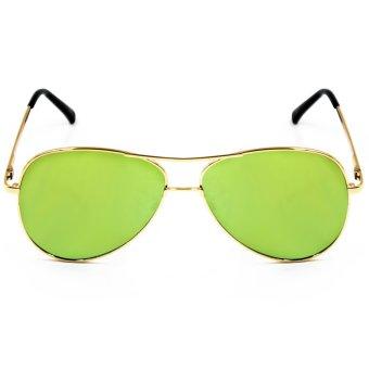 Maldives Kris Sunglasses 1601 (yellow/Green)