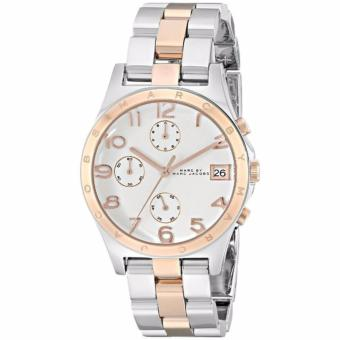 MARC BY MARC JACOBS White Dial Two Tone Stainless Steel Men's Watch Price Philippines