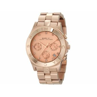 Marc By Marc Jacobs Women's Rose Gold Stainless Steel Watch
