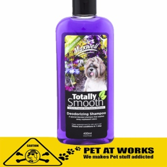 Maxwell Deodorizing Shampoo (400ml) Dog Shampoo For Pet and DogShampoo Price Philippines