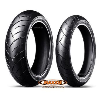 Maxxis Supermaxx MA-ST2 Yamaha YZF-R6 Tubeless 2xTires Set (Front:120/70 ZR17 58W Rear: 180/55 ZR17 73W) Price Philippines