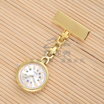 Medical Nurse medical student nurse table pocket watch