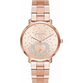 Michael Kors Jaryn Pink Dial Women's Watch-MK3621