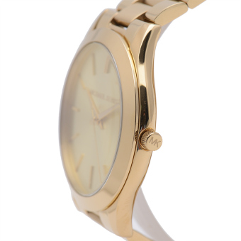 Michael Kors Runaway Women's Rose Gold Stainless Strap Watch MK3197 - picture 2
