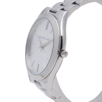 Michael Kors Runaway Women's Silver Stainless Strap Watch MK3178 - picture 2