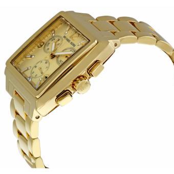 Michael Kors Square Chronograph Women's Midsize Watch-MK5330 - 2