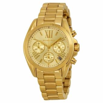 Michael Kors Women's Bradshaw Gold Stainless Steel Strap WatchMK5798 Price Philippines