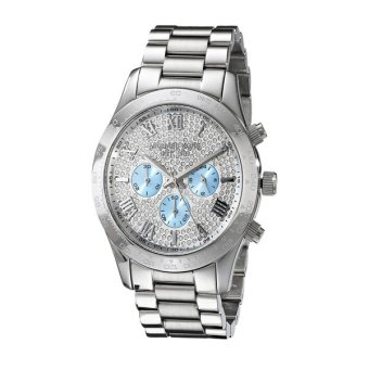 Michael Kors Women's Silver Stainless Steel Strap Watch MK6076 Price Philippines