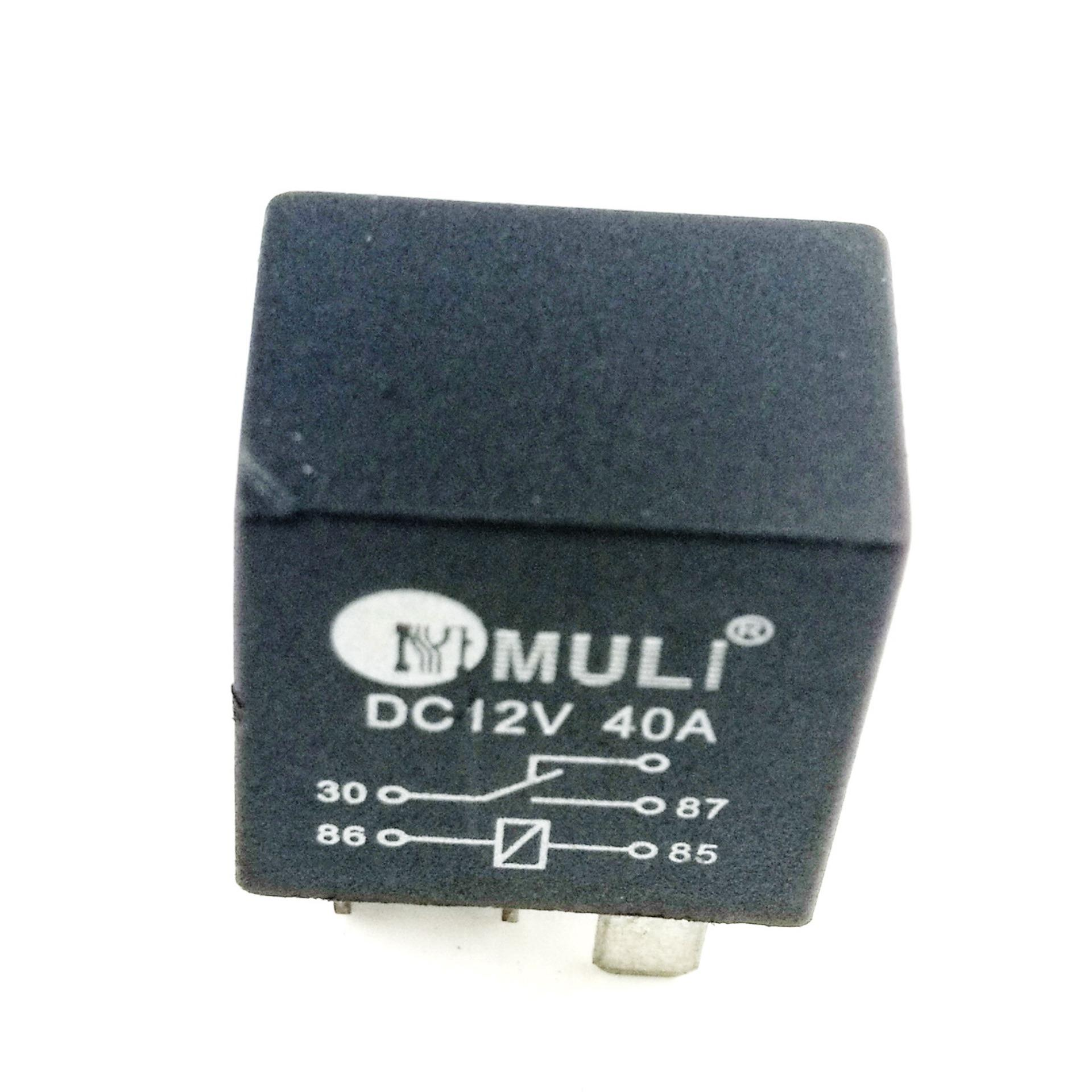 Philippines Micro Relay 12v 30a For Car Van 4 Pin Terminal Spdt Price