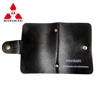 Microbishi Wallet Holder Pocket Business ID Credit Card CaseColorful Purse Coin bag Pouch (Black) with free Nano SIM AdapterNano to Micro SIM Micro SIM to Standard SIM Card Adapter 5 IN 1Tools Kit - 3