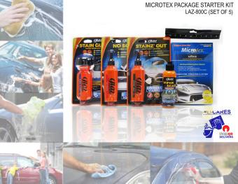Microtex Car Care 800C Set of 4