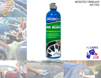 Microtex MA-T250 Tireblack 250ml (Detailing Solutions)