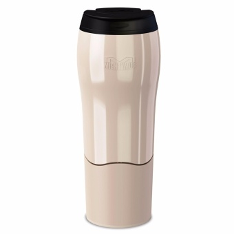 Mighty mug travel mug 'The mug that won't fall over' Thermos withfree 1 panda Stressball Price Philippines