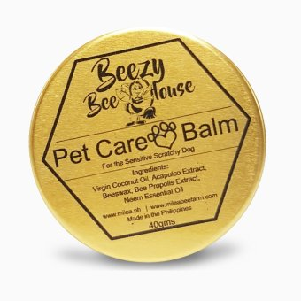 Milea Organic Beezy Bee House Pet Care Balm Price Philippines