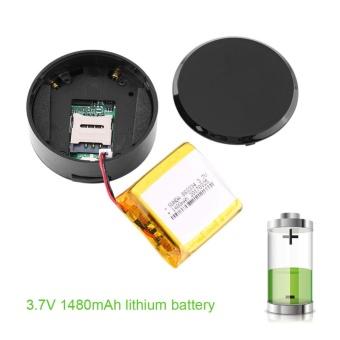 Mini GPS Tracker Locator GSM GPRS Tracking System with SOS Alarmfor Car Kids Pet Dog Black - intl - 4