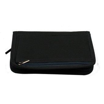 Mini Passport Holder (Black)