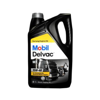 Mobil Delvac MX CI-4/SL 15W40 Semi-Synthetic Diesel Engine Oil (5Liters) Price Philippines