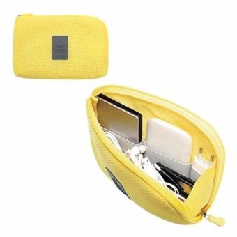 Monopoly Cellphone Organizer Pouch - Yellow Price Philippines