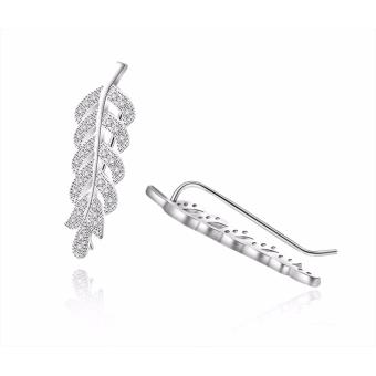 Morning Star MS687 92.5 Silver Ear Cuffs