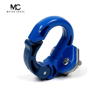 Motor Craze Motorcycle Helmet Hook/ Helmet Holder (Blue)