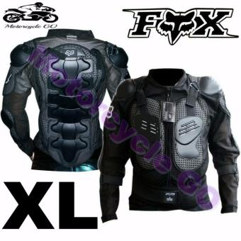 Motorbike Racing Gear Jacket Coat Motorcycle Body Armor Motocross Fox Back Protector XL Price Philippines
