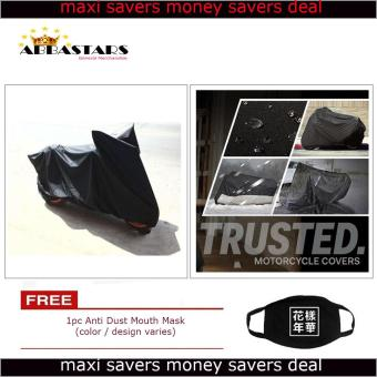 Motorcycle Cover Thick Durable High Quality Waterproof Dustprooffor Honda Click 125i