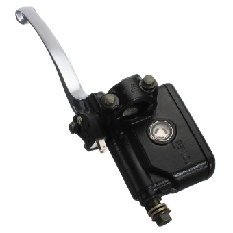 Motorcycle Hydraulic Cylinder Brake Left (Black)