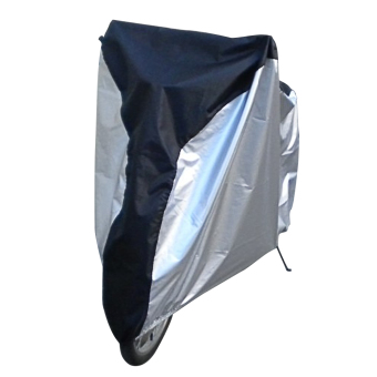Motorcycle Motorbike Bike Outdoor Waterproof Rain Dust Tent Cover Protector for Honda Victory Kawasaki Yamaha Suzuki