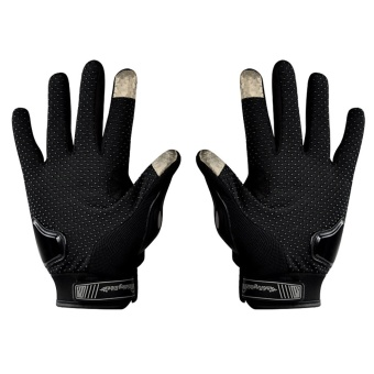 Motorcycle protective gloves touchable Wear resistantgloves(Black/XL) - intl - 2