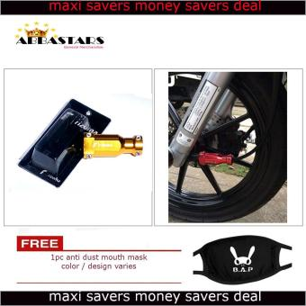 Motorcycle Scooter Bike Gold Speedometer Speed Cable CoverUniversal Compatible for Yamaha MIo Soul i
